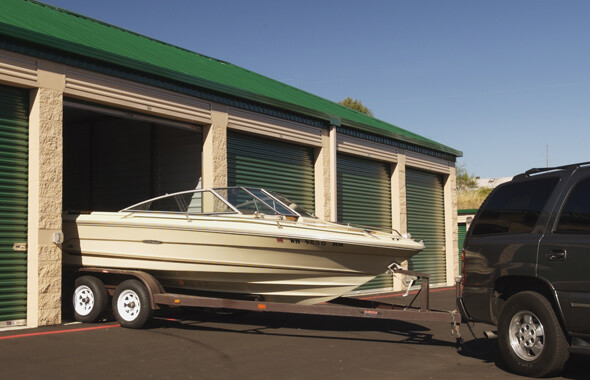 car boat rv storage