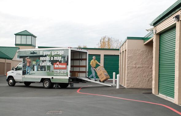 Storage Facilities Bellevue Renton Richland Wa Stor House