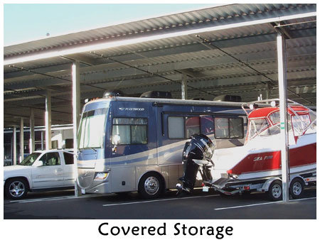 vehicle storage puyallup